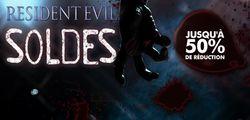 Resident Evil - soldes