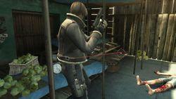 Resident Evil : The Darkside Chronicles - 25