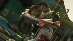 Resident Evil : The Darkside Chronicles - 8