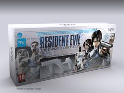 Resident Evil : The Darkside Chronicles - bundle