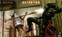 Resident Evil The mercenaries (1)