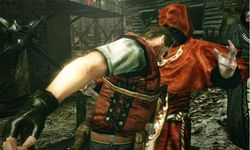 Resident Evil The Mercenaries 3D - 1