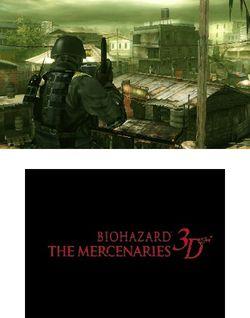 Resident Evil The Mercenaries 3D (2)