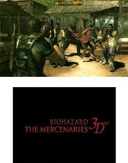 Resident Evil The Mercenaries 3D (3)