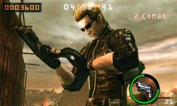 Resident Evil The Mercenaries 3D - 3