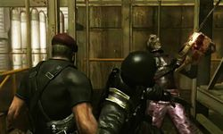 Resident Evil The Mercenaries 3D - Image 1