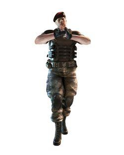 Resident Evil The Mercenaries 3DS (4)