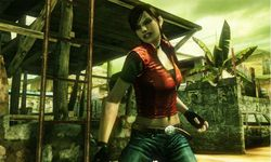 Resident Evil The Mercenaries 3DS
