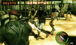 Resident Evil The mercenaries (4)