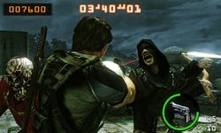 Resident Evil The mercenaries (6)