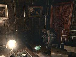 Resident Evil Zero Wii 1