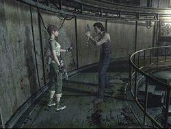 Resident Evil Zero Wii 2