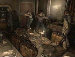 Resident Evil Zero Wii 3
