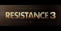 Resistance 3 - logo