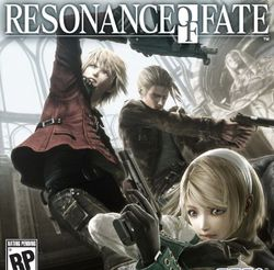 Resonance of Fate  - Logo