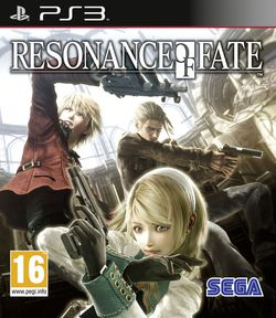 Resonance of Fate - pochette