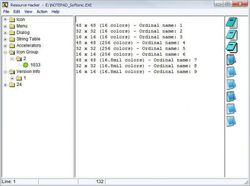 Resource Hacker screen2