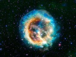reste de supernova
