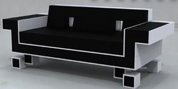 Retro Alien Couch 1