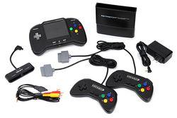 Retro Duo Portable NES/SNES Game System - 2