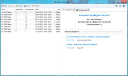 Revealer Keylogger Free screen1