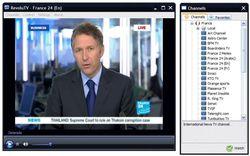 RevoluTV screen1