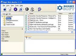 Right Web Monitor screen2