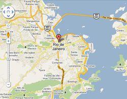 Rio Janeiro Google Maps