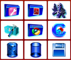 Ripher91 Icons screen1