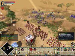 Rise et Fall Civilizations at War screen 1