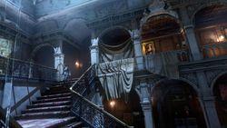 Rise of the Tomb Raider 20eme Anniversaire - manoir Croft
