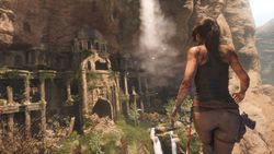 Rise of the tomb Raider Xbox One 3