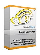 River Past Audio Converter : un convertisseur audio performant