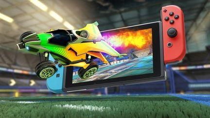 Une version Nintendo Switch n'est pas à exclure — Rocket League