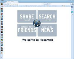 rockmelt screen 2