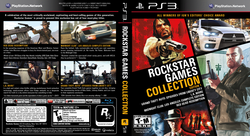 Rockstar Games Collection - pochette