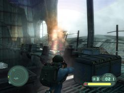 Rogue Trooper The Quartz Zone Massacre   Image 2