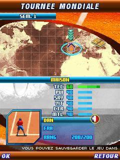 Roland Garros 2009 Gameloft 03