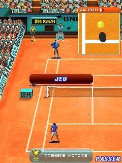 Roland Garros 2009 Gameloft 04