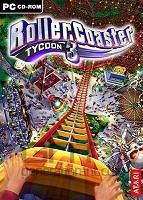 Roller coaster tycoon 3 box