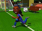 Ronaldinho wii mii fifa08 2
