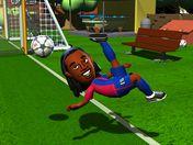 Ronaldinho wii mii fifa08