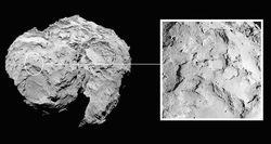 Rosetta site Philae