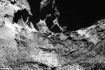 Rosetta : la comète Tchouri est bien le fruit d'une collision entre deux corps
