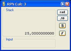 RPN Calc screen1