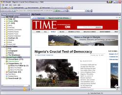 RSS Bandit screen1