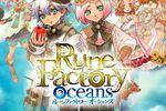 Rune Factory Oceans - pochette