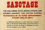 sabotage d