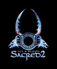 Sacred 2 : Fallen Angel - Ice & Blood - logo
