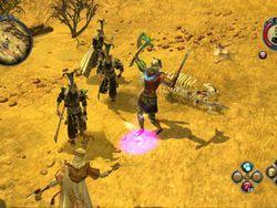 Sacred 2   PS3   Image 2.